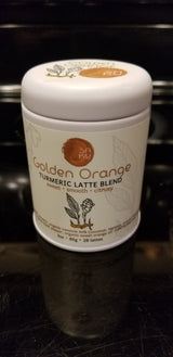 Saku Tea Golden Orange Tea-3oz Tin