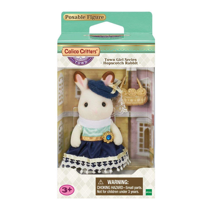 Calico Critters Town Girl Stella Hopscotch