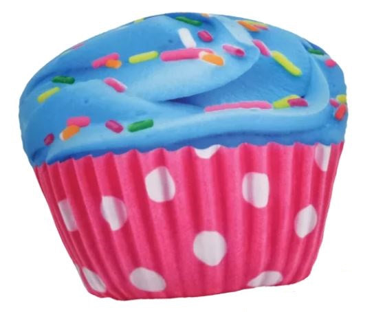 Iscream Mini Cupcake with Polka Dot's Vanilla Scented Pillow