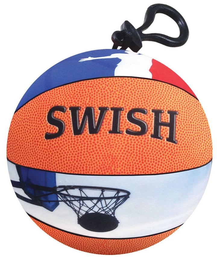 Game On! Bubble Gum Scented Basketball Mini Microbead Pillow Keychain