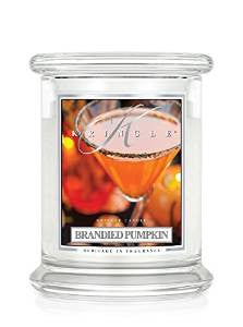 14.5oz 2 wick Classic Candle: Brandied Pumpkin
