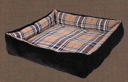 Kensington Reversible Dog Bed