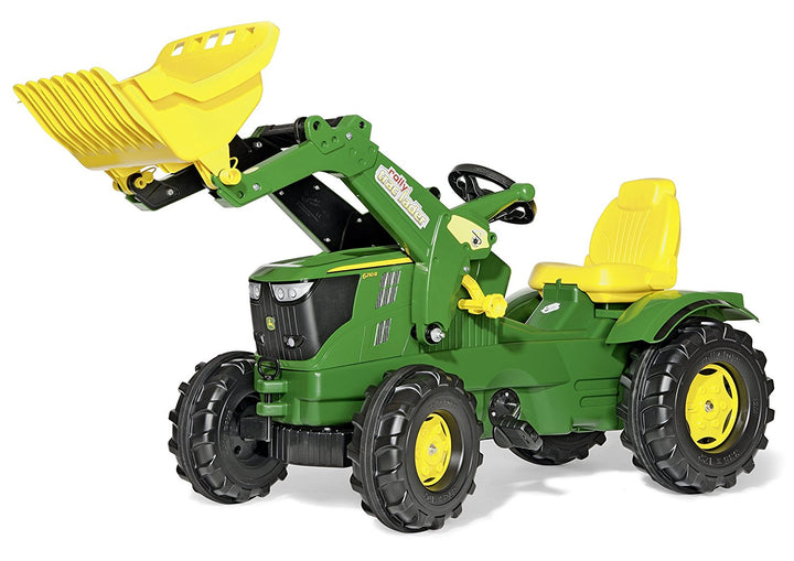 John Deere Farm Tractor with Loader Ride On