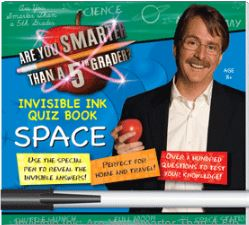 Are You Smarter Than A 5th Grader Space Activity Book