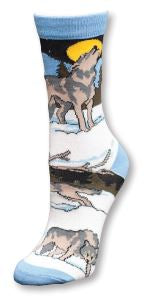 Timberwolves Adult Socks- X Large