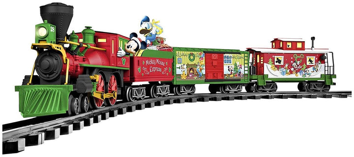 Mickey Mouse Express Ready to Play Large Gauge Set