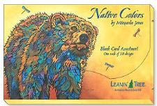 Leanin Tree Native Colors Greeting Cards Assortment #90796
