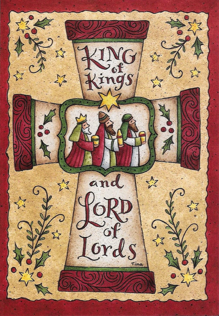 King of Kings and Lord Od Lords Boxed Christmas Cards #73434