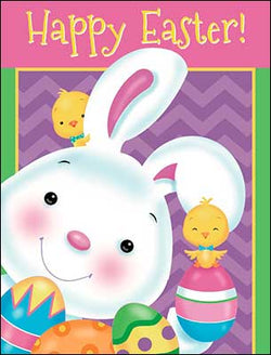 Happy Easter Bunny Packaged Easter Cards