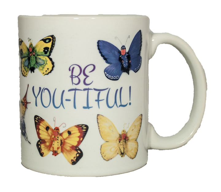 Be You-Tiful Ceramic Gift Mug