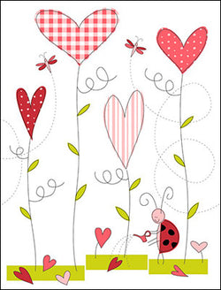 Bugs Happy Valentine's Day Cards