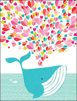 Whale you Be my Valentine? 8 Valentine's Day Cards