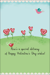 Just for You Valentine's Day Card Set-Inside