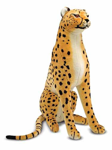 Cheetah- Plush