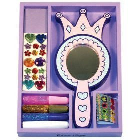 Decorate Your Own Princess Mirror