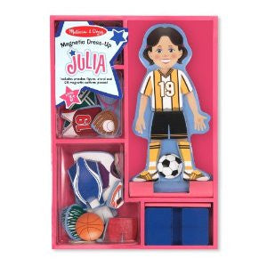 Melissa & Doug Magnetic Pretend Play- Julia