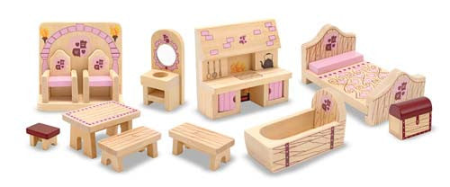 Castle Furniture Set