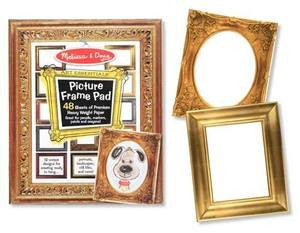 Melissa & Doug Picture Frame Pad