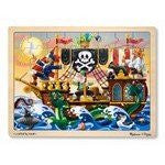 Pirate Adventure Jigsaw Puzzle- 48 Pieces