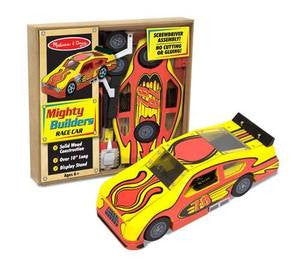 Melissa & Doug Mighty Builders- Race Car