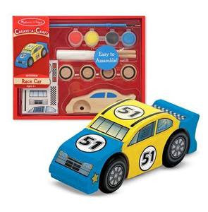 Create A Craft Decorate your Own Race Car