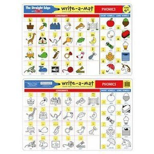 Melissa & Doug Write A Mat Phonics
