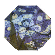 UV Umbrella Starry Night