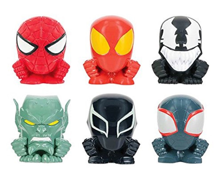 Mashems Spiderman Sinister Six Capsule Blind Pack, SINGLE-Series 1