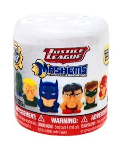 Mashems Justice League Capsule Blind Pack, SINGLE