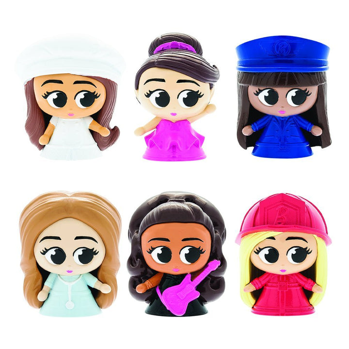 Mashems Fashems Barbie Capsule Blind Pack, SINGLE-Series 1