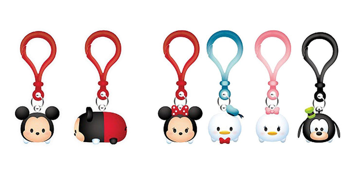 Tsum Tsum Keychains in Foil Mystery Bag