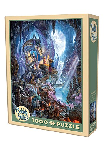 Dragonforge 1000 pc Puzzle