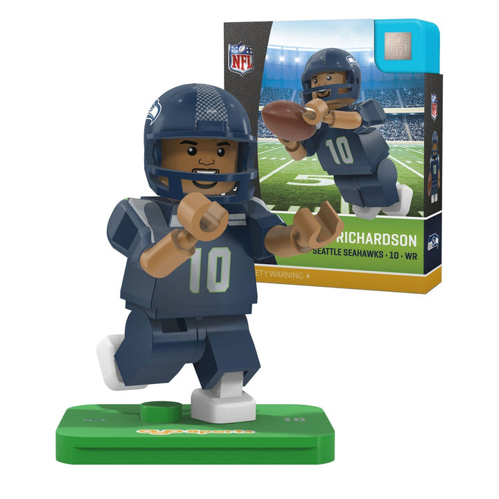 Paul Richardson NFL OYO Seattle Seahawks Generation 4 G4 Mini Figure