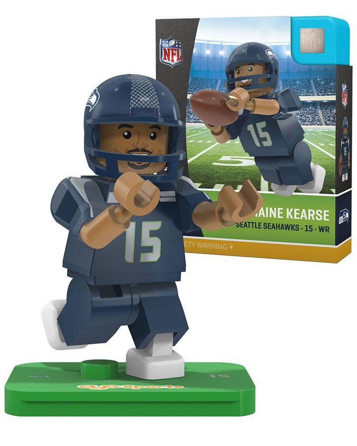Oyo Sports P-NFLSEA15-G4LE Seattle Seahawks Jermaine Kearse Limited Edition Oyo Minifigure - Freedom Day Sales