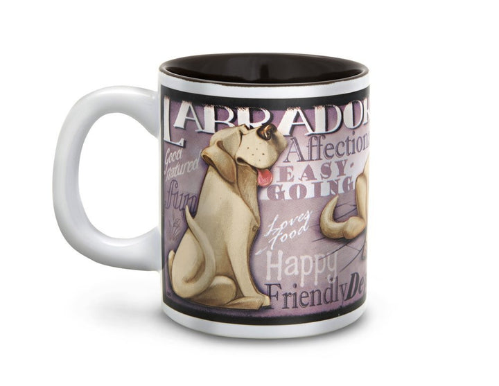Yellow Labrador 12oz. Mug