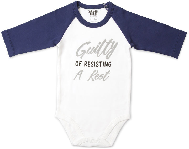 Guilty Baby Body Suit - Freedom Day Sales