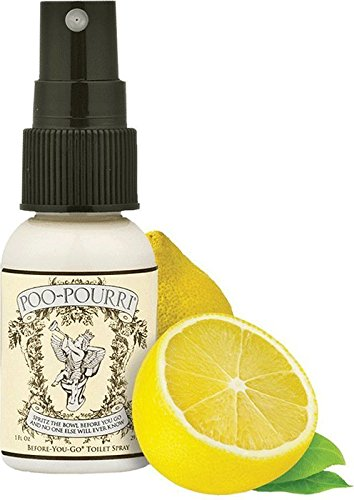 PooPourri 1oz Bottle Original Scent - New Bottle Design