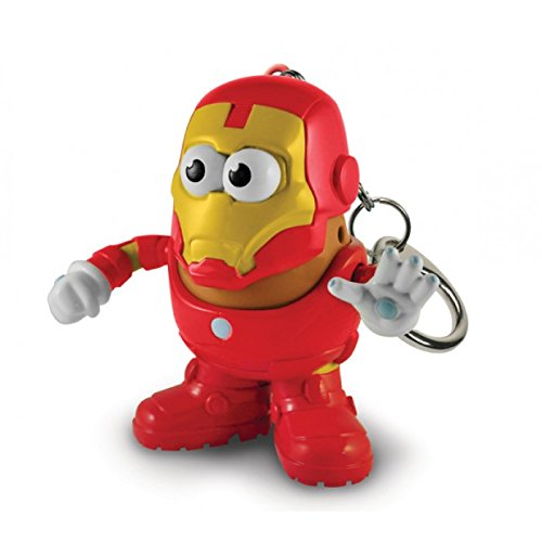 Mr Potato Head Key Chain-Ironman