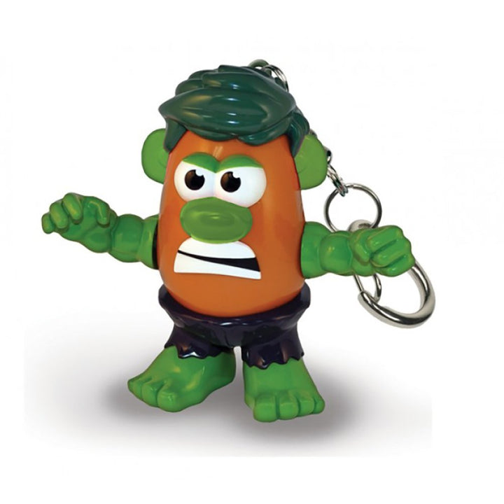 Mr Potato Head Key Chain-Hulk