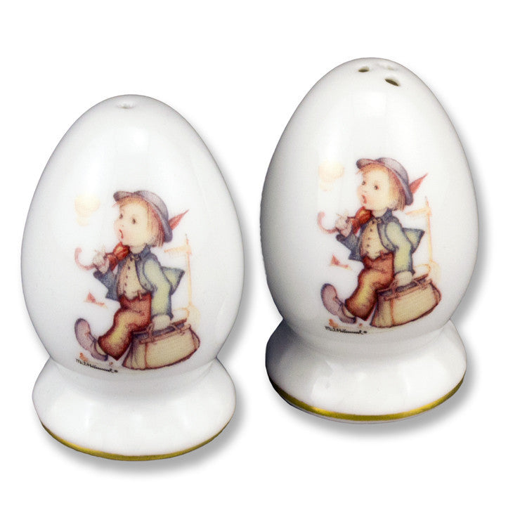 M.I. Hummel Salt & Pepper Shaker Set