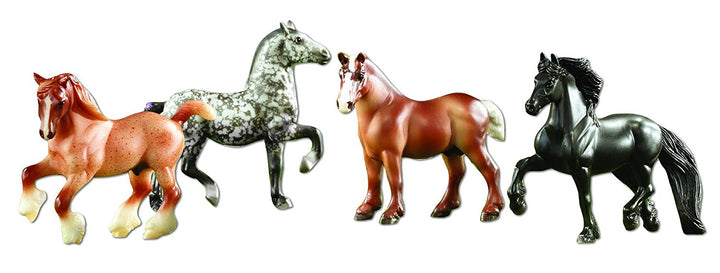 Breyer Horses Gentle Giants-Retired