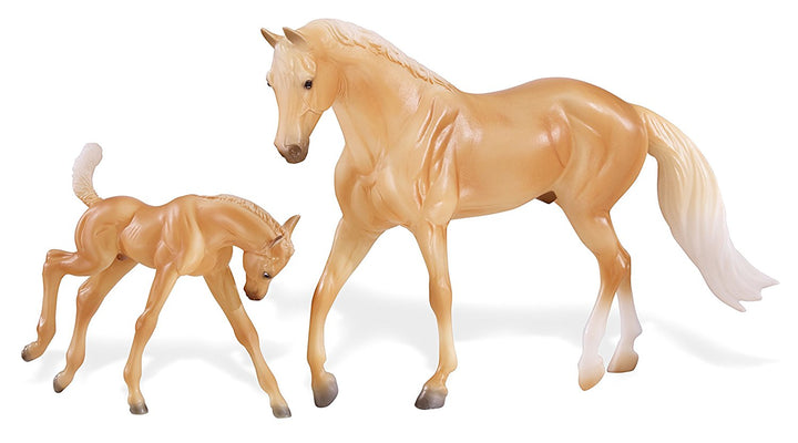Breyer Horses Horse and Foal Set-Morgan