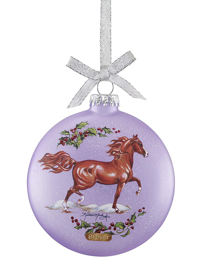 Breyer Artist Signature Ornament-Arabian Horse