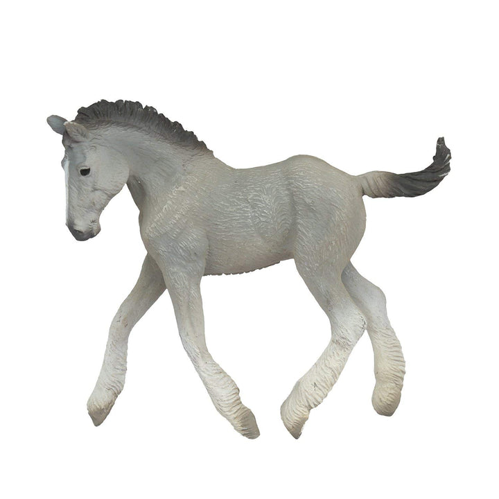 Reeves Collecta Grey Shire Horse Foal