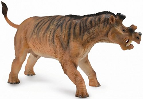 Reeves Collecta Uintatherium-Deluxe