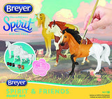 Breyer Horses Deluxe Spirit and Friends Painting Kit