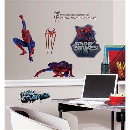 The Amazing Spider-Man Wall Decals