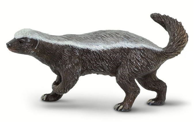 Safari Honey Badger Figure