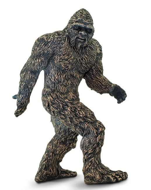 Safari Bigfoot Figure