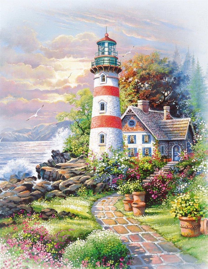 Signal Point- 500pc Jigsaw Puzzle